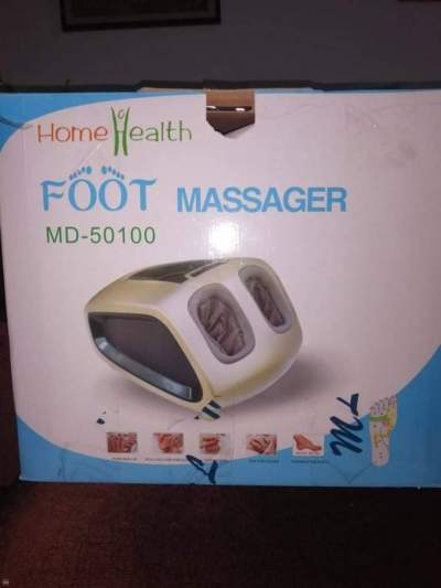 Foot and calf massage - Health Products on Aster Vender