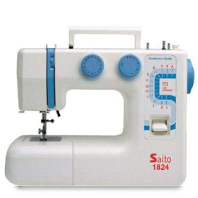 SAITO MODEL SA1824 - Sewing Machines on Aster Vender