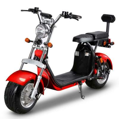 For Sale 3000 Watts Harley Citycoco Electric scooter fat tyres - Electric Scooter on Aster Vender