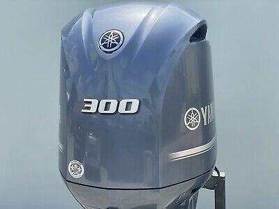 Yamaha Lf300xca, 300 Hp, 25' Shaft, Digital, Electric, Pt&t, Offshore  - Boat engines on Aster Vender