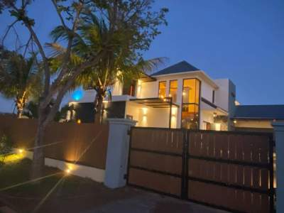 VILLA ON SALE IN POINTE AUX PIMENTS, MORC HARMONY - RS 22 M NEG - House on Aster Vender