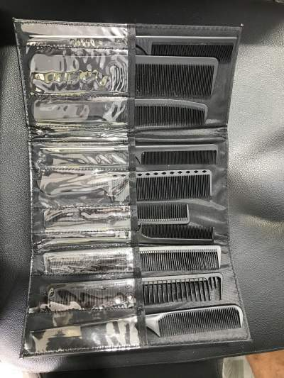 Set 10 hair combs - Other Hair Care Tools on Aster Vender