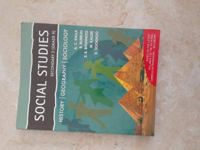 Social Studies - Self help books on Aster Vender