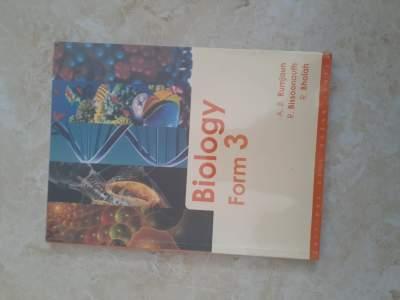 Biology for form 3 - Self help books on Aster Vender