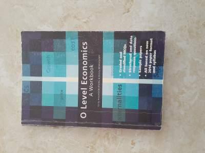 O Level Economics - Self help books on Aster Vender