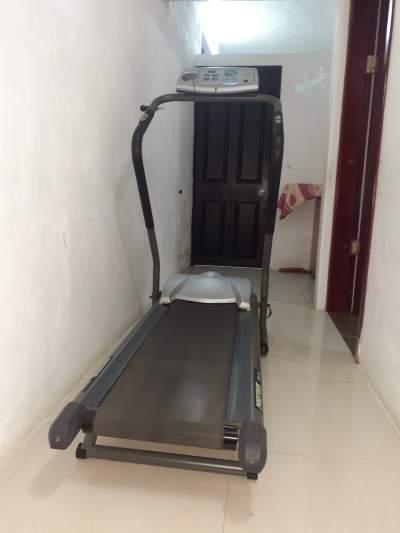 Treadmill - Fitness & gym equipment on Aster Vender