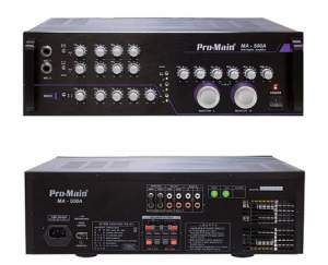 Amplificateur PRO-MAIN MA-500A - Other Musical Equipment on Aster Vender