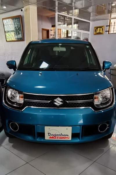 SUZUKI IGNIS YR JULY 2017 - Family Cars on Aster Vender