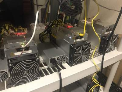 Antminer S9 14TH + Supply Unit. Antminer L3 + LTC 504M with psu - Other machines on Aster Vender