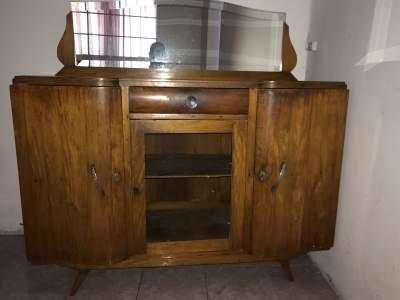 Bahut en bois - China cabinets (Argentier) on Aster Vender