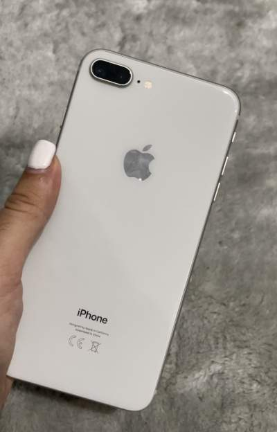 Iphone 8plus 64GB - iPhones on Aster Vender