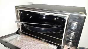 Brand new electric oven - Kitchen appliances on Aster Vender