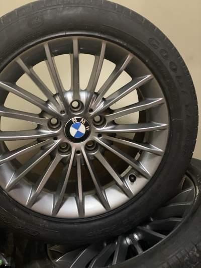 BMW original rims  - Spare Parts on Aster Vender
