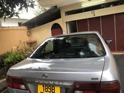 Nissan B14 ZL 98 - Family Cars on Aster Vender