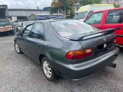 Honda Civic Year 94   - Sport Cars on Aster Vender