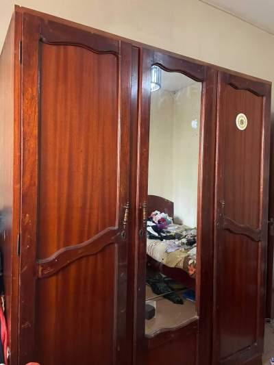 Wardrobe - Bedroom Furnitures on Aster Vender