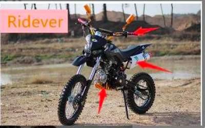 125cc   4-stroke  off-road dirt biike - Off road bikes on Aster Vender