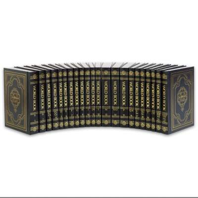 World Book encyclopaedia Classic edition 2015 - Encyclopedias and lexicons on Aster Vender