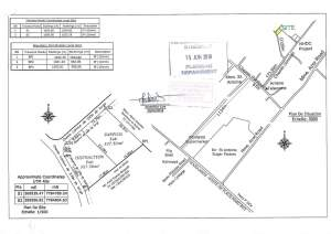7,5 Perches Residential Land, Mme Azor Goodlands - Land on Aster Vender