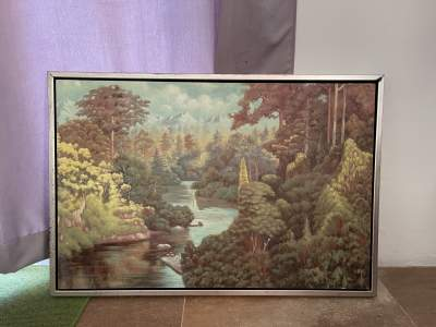 Painting  - Antique Paintings on Aster Vender