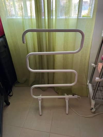 Electric towels dryer  - Bathroom on Aster Vender