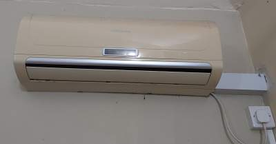 Used AC Electrolux 12000 BTU - All household appliances on Aster Vender