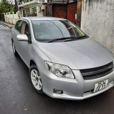 Toyota Axio Corolla 2011 - Family Cars on Aster Vender