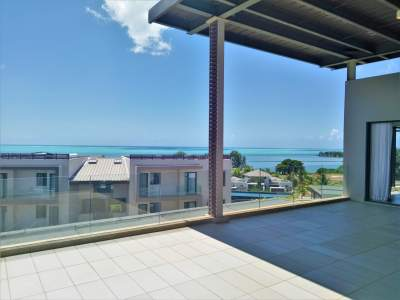 (Ref. MA7-576) Penthouse lumineux avec vue mer  - Apartments on Aster Vender