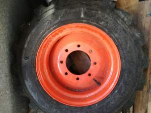Wheel for Bobcat - Spare Part on Aster Vender