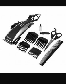 Hair clipper 9 pc - Hair trimmers & clippers on Aster Vender