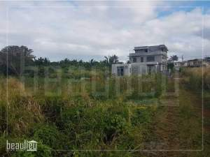 2 plots of 20 Perches & 26.9 Perches Residential Land in Riche Mare Fl - Land on Aster Vender