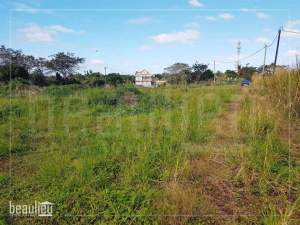 25 Perches Residential land, Petit Raffray  - Land on Aster Vender