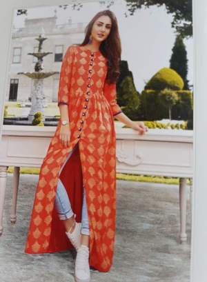 designer kurti - Tops (Women) on Aster Vender