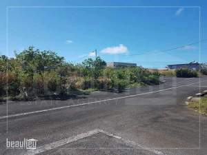 2 plots of 7.3 perches in  Morcellement,  Goodlands   - Land on Aster Vender