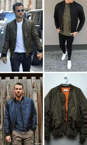 BOMBER JACKET - Jackets & Coats (Men) on Aster Vender
