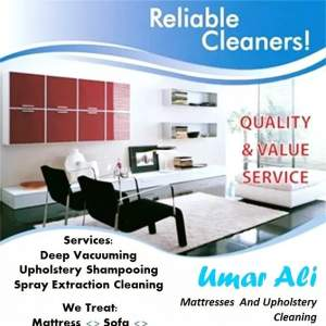Sofa And Upholstery Cleaning Services - Cleaning services on Aster Vender