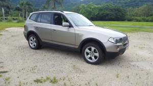 Bmw x3 - SUV Cars on Aster Vender