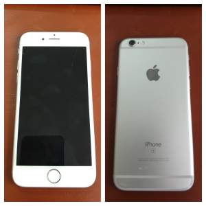 iPhone 6s 32G White or Gray Available Rs 10 000