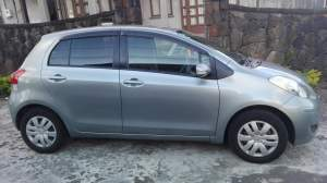 To sell Toyota Vitz Year 2010 1300 cc - Family Cars on Aster Vender