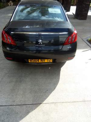 Peugeot 508 - Family Cars on Aster Vender