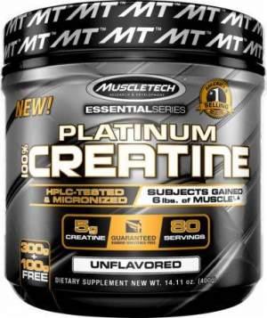 Muscletech Creatine PLATINUM  - Nutrition supplements on Aster Vender