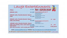 Laugh Entertainment - Pierre Yvan Ducasse - Entertainment on Aster Vender