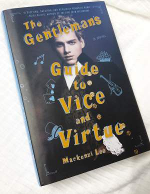 The Gentleman's Guide to Vice and Virtue  - Fictional books on Aster Vender