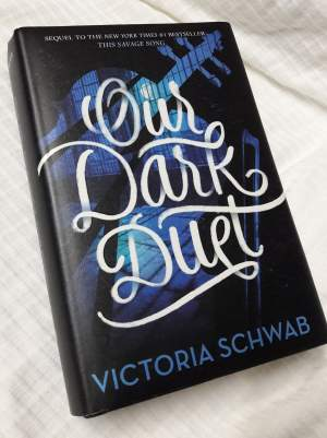 Our Dark Duet - Victoria Schwab - Fictional books on Aster Vender