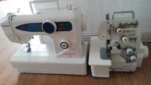 Sewing and overlock machines - All household appliances on Aster Vender