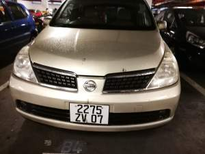 Nissan Tiida - Family Cars on Aster Vender