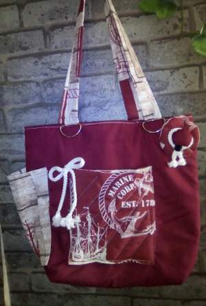 beach bags ,shopping bags ,accessory bags  - Bags on Aster Vender