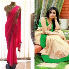Combo sarees  - Dresses (Women) on Aster Vender