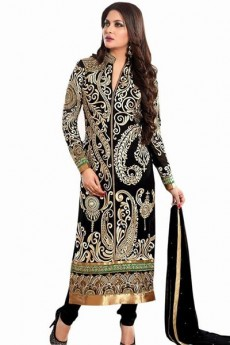 Dressy suit Georgette fabric  - Dresses (Women) on Aster Vender