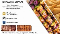 NHaashim snacks - The best taste  - Catering & Restaurant on Aster Vender